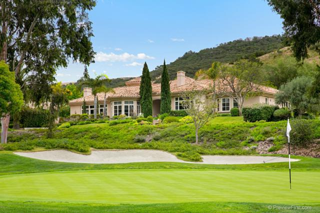 6311 Clubhouse Drive, Rancho Santa Fe, CA 92067 (#180025695) :: Beachside Realty