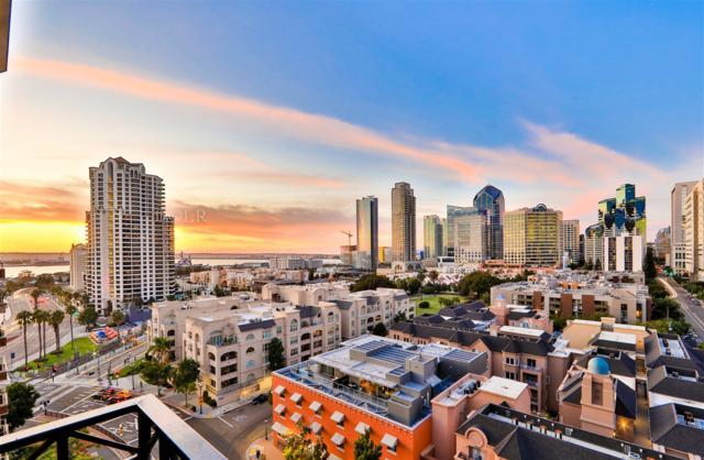 500 W Harbor Drive #1307, San Diego, CA 92101 (#180025907) :: Hometown Realty