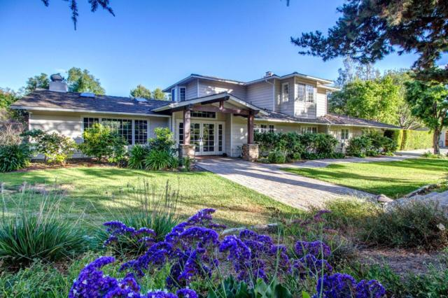 16259 Via Del Alba, Rancho Santa Fe, CA 92067 (#180025941) :: The Yarbrough Group