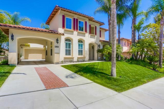 2962 Carrillo Way, Carlsbad, CA 92009 (#180026065) :: Neuman & Neuman Real Estate Inc.