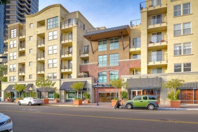 350 K St. #216, San Diego, CA 92101 (#180027003) :: Hometown Realty