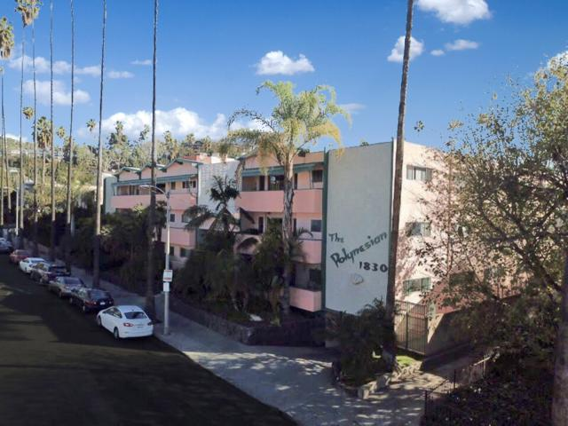 1830 Taft Avenue #305, Los Angles, CA 90028 (#180027837) :: Ascent Real Estate, Inc.