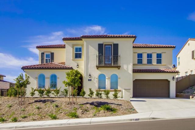 7499 Paseo Cristal, Carlsbad, CA 92009 (#180028673) :: Keller Williams - Triolo Realty Group