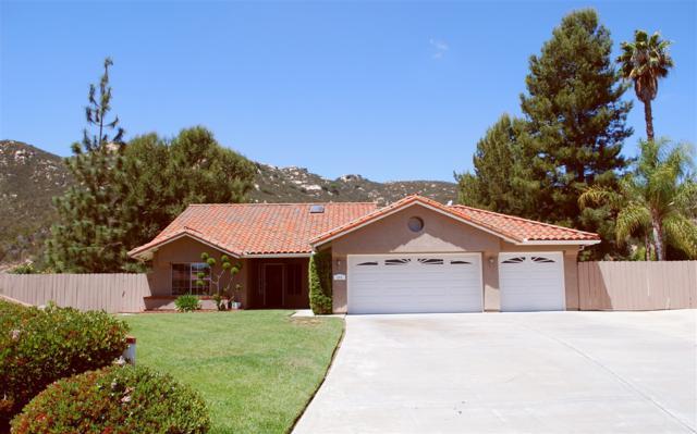 204 Bridle Run Terrace, Alpine, CA 91901 (#180031163) :: Ascent Real Estate, Inc.