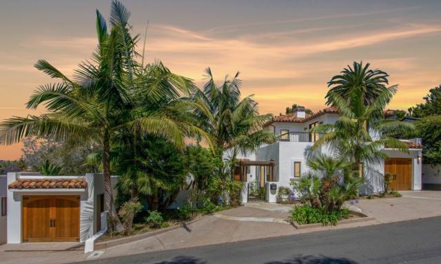 7721 Hillside Dr, La Jolla, CA 92037 (#180031590) :: Neuman & Neuman Real Estate Inc.