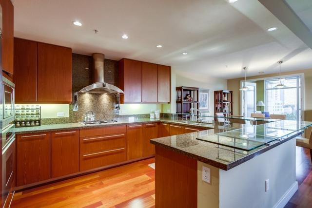 1199 Pacific Hwy #705, San Diego, CA 92101 (#180031908) :: Ascent Real Estate, Inc.