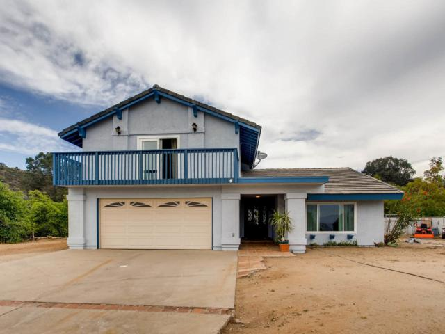 15130 Rios Canyon Rd., El Cajon, CA 92021 (#180031915) :: The Yarbrough Group