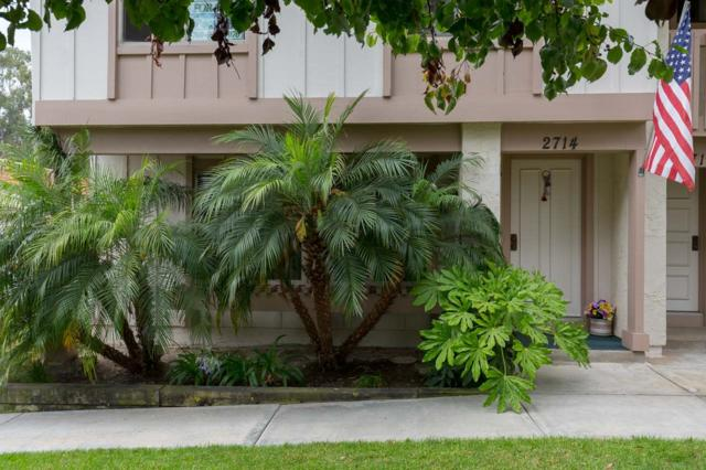 2714 Via Cardel, Carlsbad, CA 92010 (#180032856) :: Ghio Panissidi & Associates