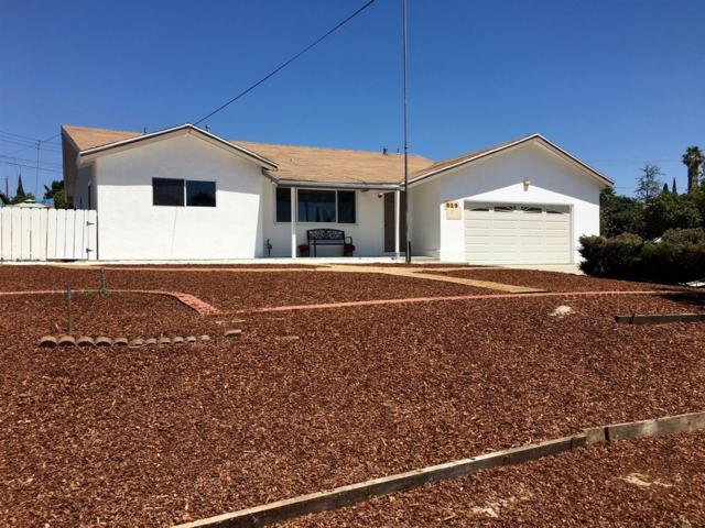 919 Concepcion, Spring Valley, CA 91977 (#180032891) :: Ascent Real Estate, Inc.