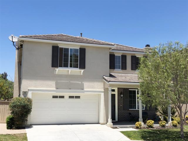 815 Arbor Glen Ln, Vista, CA 92081 (#180034570) :: The Yarbrough Group