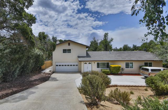 25119 Ecloga Ct., Ramona, CA 92065 (#180035910) :: The Yarbrough Group