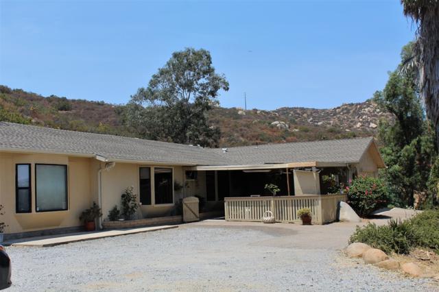 10696 Oak Creek Dr, Lakeside, CA 92040 (#180036899) :: The Yarbrough Group