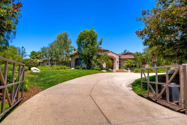 18395 Colina Fuerte, Rancho Santa Fe, CA 92067 (#180037102) :: Harcourts Ranch & Coast
