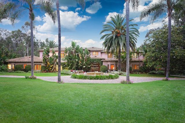 16356 Rambla De Las Flores, Rancho Santa Fe, CA 92067 (#180037130) :: Harcourts Ranch & Coast