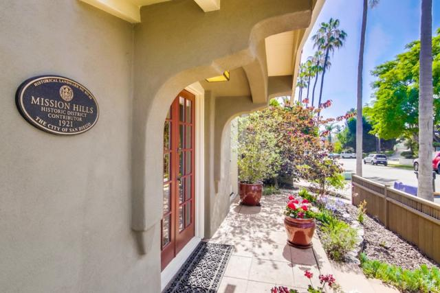2022 Hickory, San Diego, CA 92103 (#180037808) :: Keller Williams - Triolo Realty Group