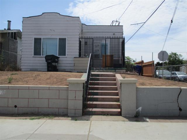 4096 Menlo Avenue, San Diego, CA 92105 (#180037830) :: Douglas Elliman - Ruth Pugh Group