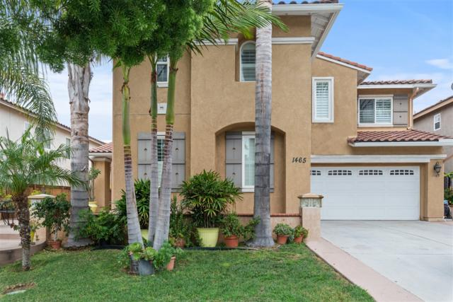 1465 Heatherwood Ave, Chula Vista, CA 91913 (#180037885) :: The Yarbrough Group