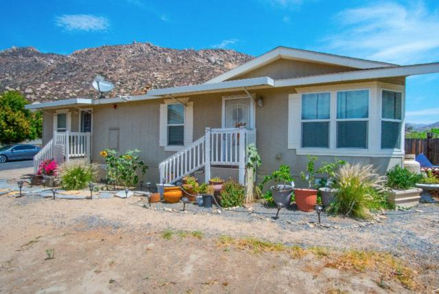 1250 Barrett Lake #52, Dulzura, CA 91917 (#180038034) :: The Yarbrough Group
