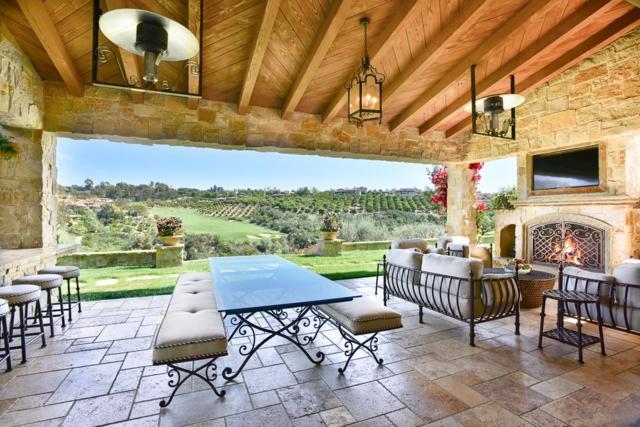 6421 Calle Ponte Bella, Rancho Santa Fe, CA 92091 (#180038086) :: Whissel Realty