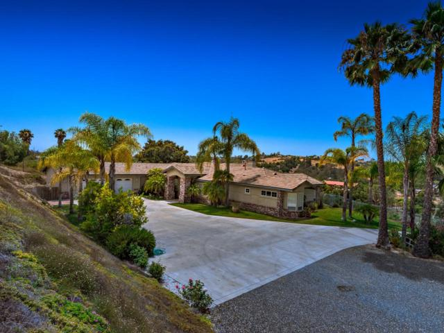 2749 Los Alisos Dr, Fallbrook, CA 92028 (#180038606) :: The Yarbrough Group