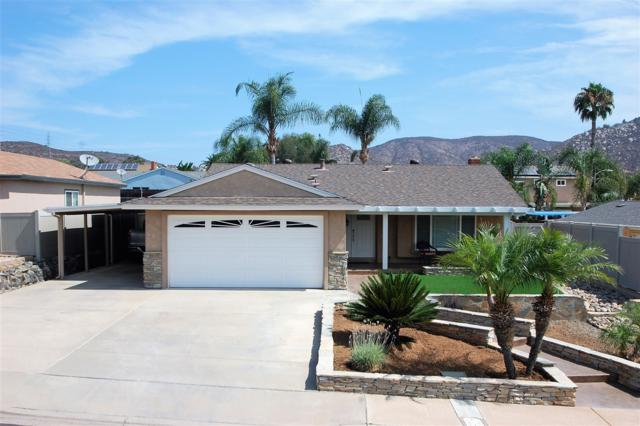 10142 White Pine Ln., Santee, CA 92071 (#180039460) :: The Houston Team | Compass