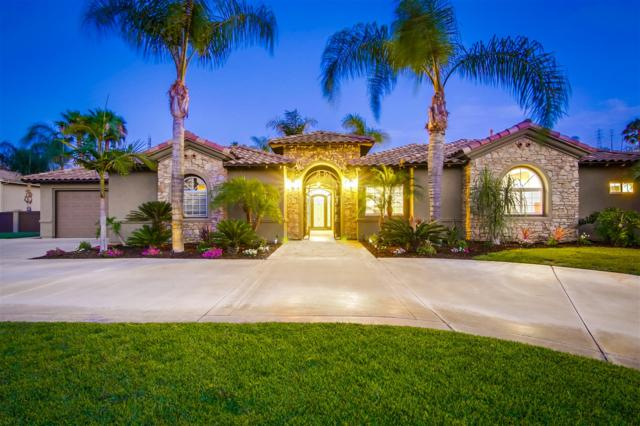 3535 Par Four Dr, El Cajon, CA 92019 (#180039469) :: The Houston Team | Compass