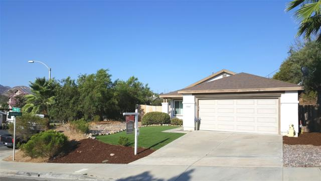 9587 Pino Dr, Lakeside, CA 92040 (#180039801) :: The Yarbrough Group