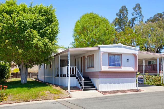 155 S Las Flores Drive #122, San Marcos, CA 92069 (#180040048) :: Keller Williams - Triolo Realty Group