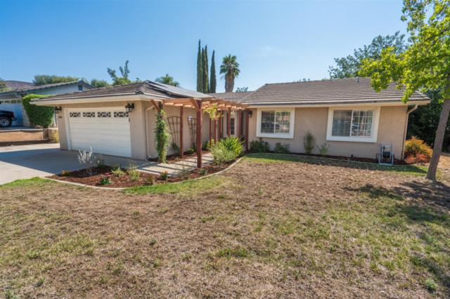 23816 Oak Meadow, Ramona, CA 92065 (#180040117) :: The Yarbrough Group