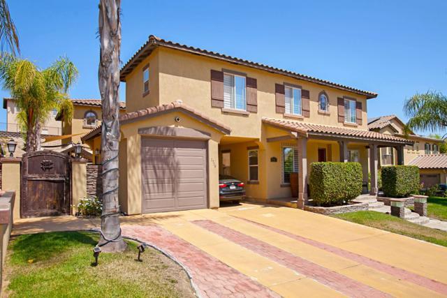 1716 Crossroads St, Chula Vista, CA 91915 (#180041244) :: The Yarbrough Group