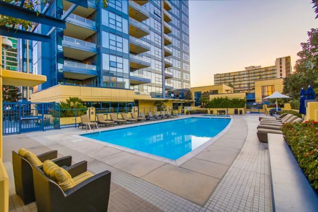 1325 Pacific Highway #905, San Diego, CA 92101 (#180041719) :: Whissel Realty
