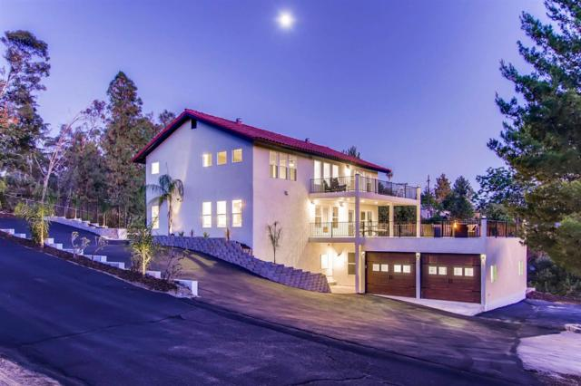 664 Starbright Ln, Alpine, CA 91901 (#180041859) :: Beachside Realty