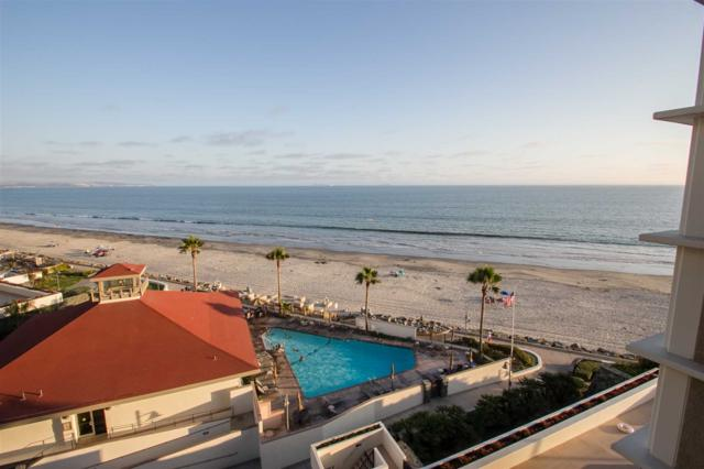 1720 Avenida Del Mundo #605, Coronado, CA 92118 (#180042024) :: Beachside Realty