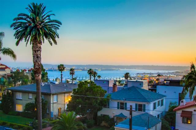 230 W Laurel Street #401, San Diego, CA 92101 (#180042198) :: The Yarbrough Group