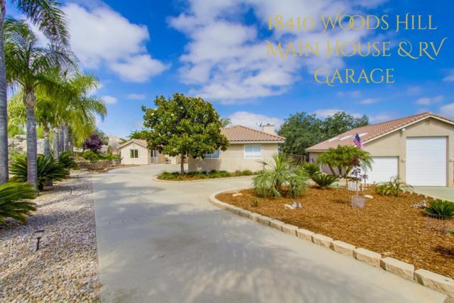 18410 Woods Hill Lane, Ramona, CA 92065 (#180042614) :: Kim Meeker Realty Group