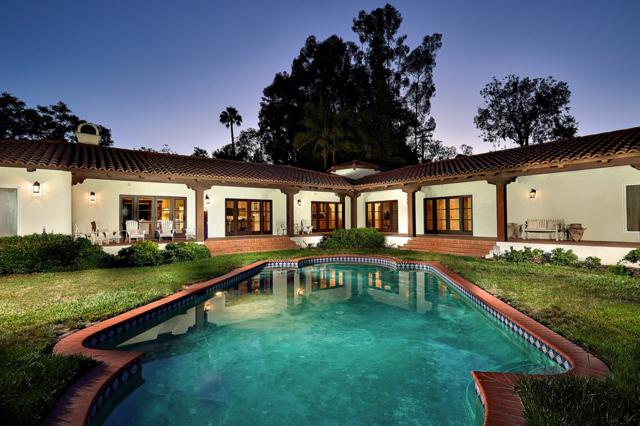 17306 El Vuelo, Rancho Santa Fe, CA 92067 (#180043668) :: Keller Williams - Triolo Realty Group