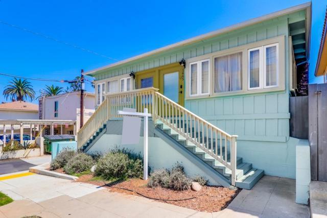 1665 /1667 Bacon St., San Diego, CA 92107 (#180044000) :: Beachside Realty