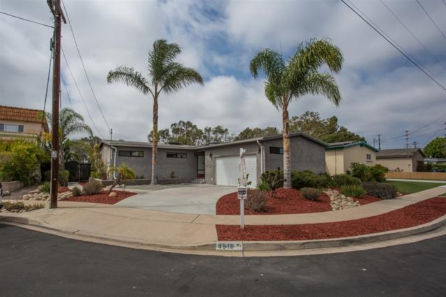 4918 Gaylord Drive, San Diego, CA 92117 (#180044390) :: Keller Williams - Triolo Realty Group