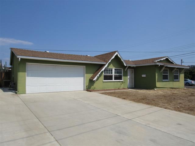 597 Mulgrew St, El Cajon, CA 92019 (#180044550) :: Keller Williams - Triolo Realty Group