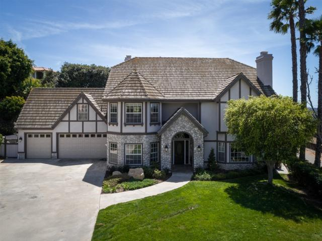 2221 Highview Trail, Vista, CA 92084 (#180045025) :: The Houston Team | Compass