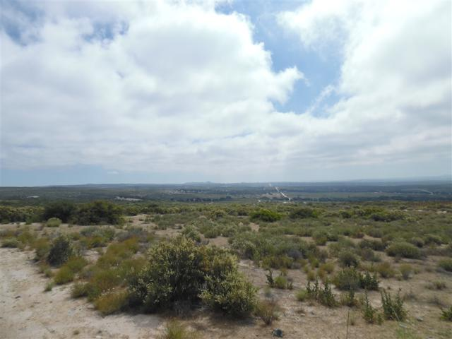 155 acres Tierra Del Sol Rd #05, Campo, CA 91906 (#180045501) :: Douglas Elliman - Ruth Pugh Group