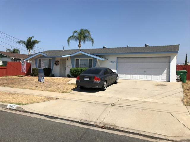 1580 Richandave Ave, El Cajon, CA 92019 (#180045533) :: Whissel Realty