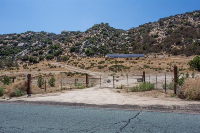 2848 La Posta Road #0, Campo, CA 91906 (#180046485) :: Welcome to San Diego Real Estate