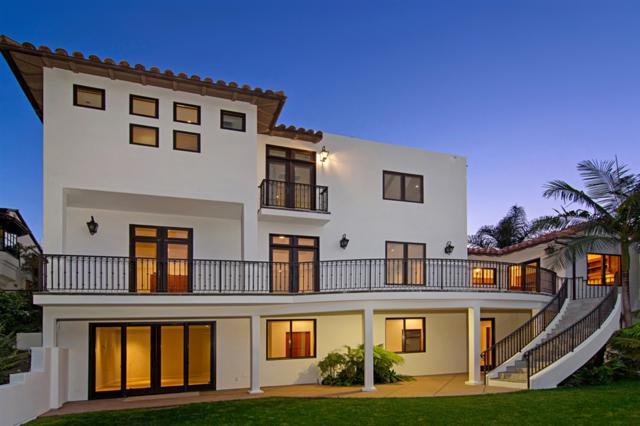 7721 Hillside Dr, La Jolla, CA 92037 (#180046887) :: Whissel Realty