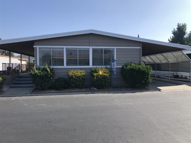 9255 N Magnolia #44, Santee, CA 92071 (#180047790) :: Ascent Real Estate, Inc.