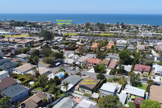 248-250 Barbara Ave, Solana Beach, CA 92075 (#180048941) :: Keller Williams - Triolo Realty Group