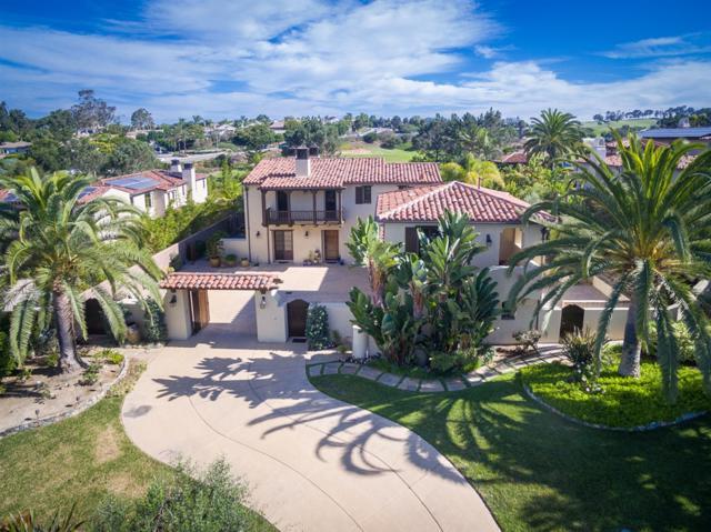 1188 Via Zamia, Encinitas, CA 92024 (#180049171) :: Ascent Real Estate, Inc.