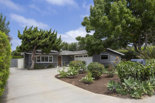 182 Hillcrest Dr., Encinitas, CA 92024 (#180049231) :: The Yarbrough Group
