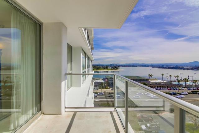 1810 Avenida Del Mundo #602, Coronado, CA 92118 (#180049252) :: Ascent Real Estate, Inc.