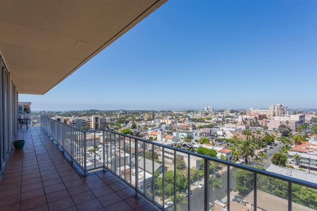 3635 7th Avenue 15H, San Diego, CA 92103 (#180049724) :: Welcome to San Diego Real Estate